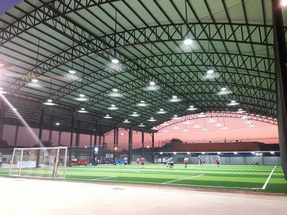 เซ้งด่วน‼️ สนามฟุตบอลหญ้าเทียม ถนนบางบัวทอง แยกบางพูล @นนทบุรี ( บางบัวทอง )