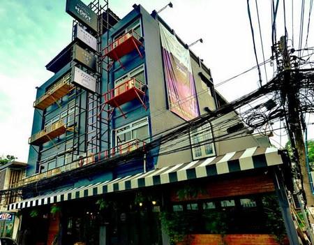 ขาย Hoothostel  the Neighborhoot hostel and cafe กรุงเทพมหานคร