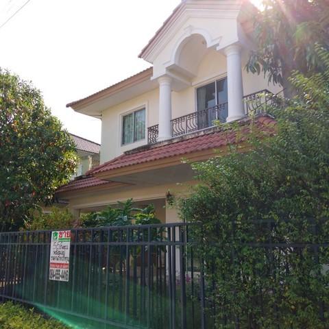 ขาย บ้านแฝด พระราม 2 พันท้ายฯ โครงการ The Grand พระราม 2 โซน นีโอ