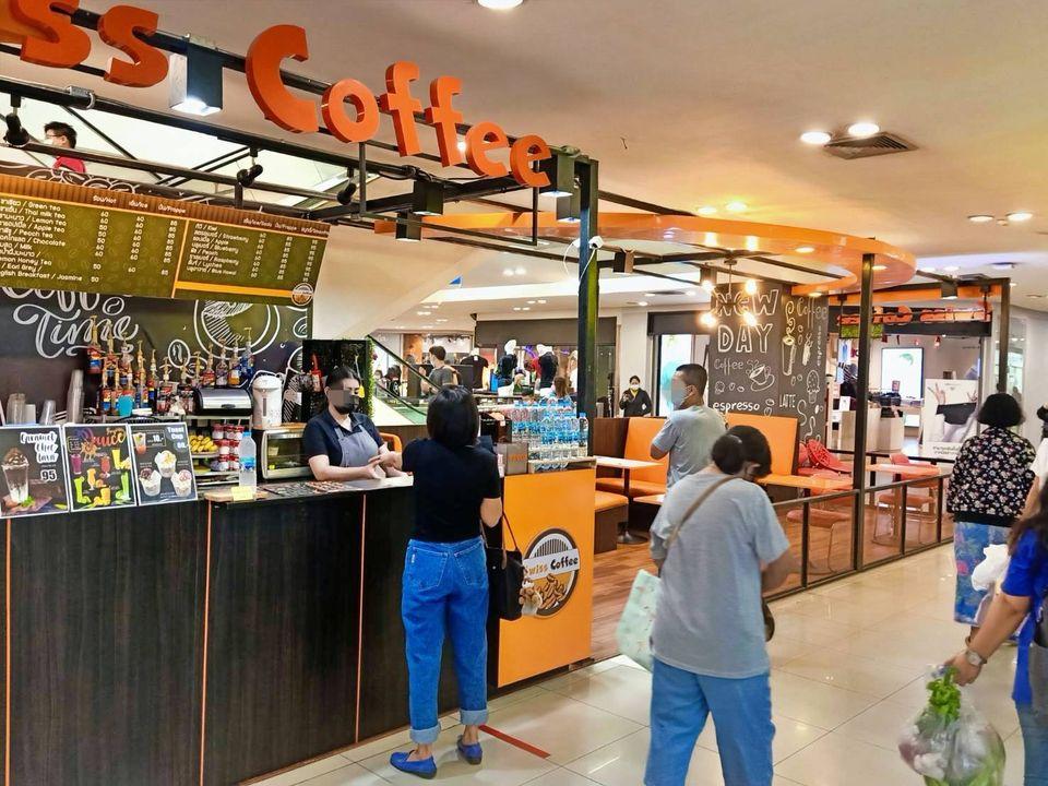 เซ้ง‼️ ร้านกาแฟ ศูนย์การค้าอิมพีเรียลเวิลด์สำโรง ชั้น 1 @สมุทรปราการ (สำโรงเหนือ)