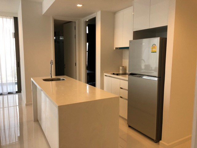 For Rent Condo Nara9 two bedroom near BTS Chongnonsea prime area size 78 sq.m.