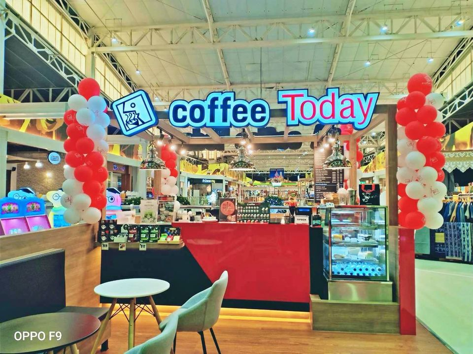 เซ้งด่วน‼️ร้านกาแฟ Coffee Today @สาขา เซ็นทรัลพลาซ่ารัตนาธิเบศร์