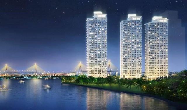 62017 ขายดาวน์ เท่าทุน ศุภาลัย ริวา แกรนด์ ห้องขนาด 145 ตารางเมตร ตึก A ชั้น 26  วิวแม่น้ำเจ้าพระยา