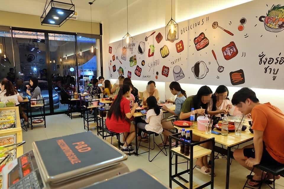 เซ้งด่วนน‼️ ร้านชาบู ติดถนนเมนเลียบคลองสี่ @ตลาดคลองสี่เมืองใหม่ ( คลองหลวง จ.ปทุมธานี )