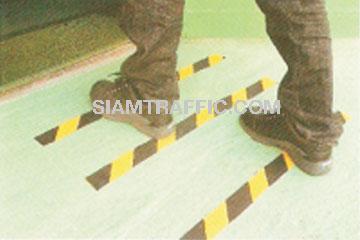 ขายเทปกันลื่น Anti Slip Tape สำหรับติดตามขั้นบันไดหรือพื้น ขนาด 5 ซม. x 2.5 ม.
