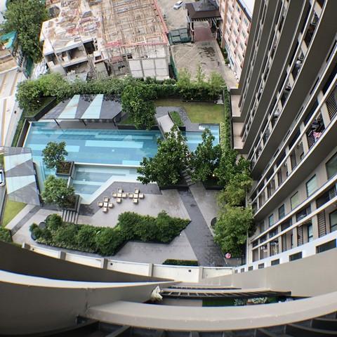 ขาย คอนโด เดอะนิช ไพร์ด ทองหล่อ-เพชรบุรี ชั้น15  ราคาถูกที่สุดในโครงการ พท 31ตรม
