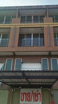 ขายอาคารพานิชย์ 1 คูหา 3.5 ชั้น ตำบลตาลเดี่ยว อำเภอแก่งคอย สระบุรี 24 ตรว.