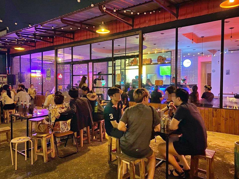 เซ้ง‼️ ร้านอาหาร-กึ่งร้านชิว พัฒนาการ25 ติดแอร์พอร์ตลิ้งค์ราม @โครงการสถานีพัฒ25