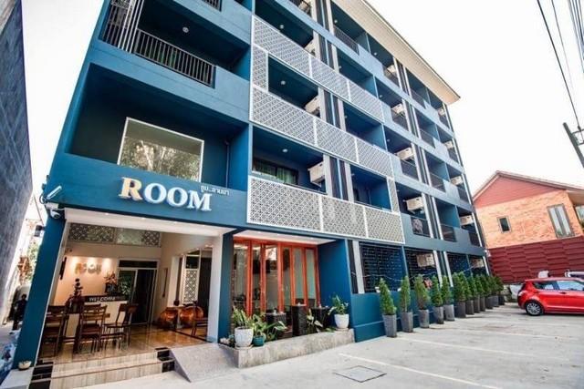 ขายโรงแรมใหม่ตกแต่งสวยมากสไตร์ล้านนาแบบดั้งเดิมพร้อมใบอนุญาติ