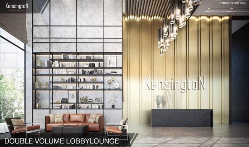 ขายห้องโครงการ Kensington สุขุมวิท-เทพารักษ์