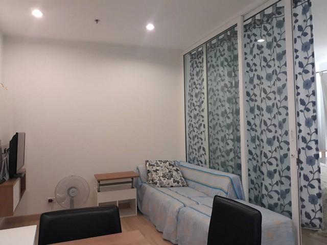 ขาย The Hotel Serviced Condo 33.36 ตรม. 1 ห้องนอน 1 ห้องน้ำ ติด MRT สายสีม่วง สถานี ศรีพรสวรรค์