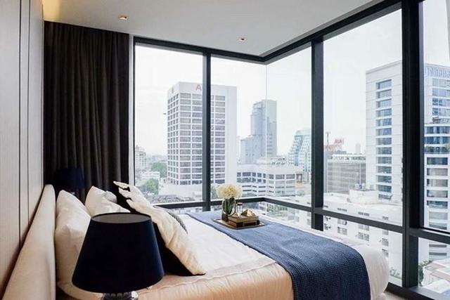 Ashton Silom Luxury condo 2 beds for sale ขายคอนโดหรู 2 ห้องนอน แอชตัน สีลม ติดถนนสีลม