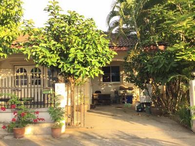 ขายบ้านเดี่ยวหมู่บ้านการุณ 2 สันทราย เชียงใหม่ ขนาด 50 ตรว 2นอน 2 น้ำ ราคาเพียง 1.85 ล้าน