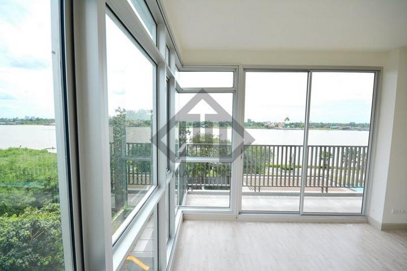 ขาย Manor สนามบินน้ำ ห้อง 2bed Riverfront วิวแม่น้ำ ต่ำกว่าราคาประเมินกรมที่ดินและแบงค์ 1-2 ล้านบาท