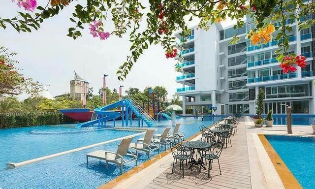 ให้เช่าคอนโด my resort หัวหิน  70 ตรม 2 นอน 2 น้ำ วิวสระว่ายน้ำ เดือนละ 45,000 บ