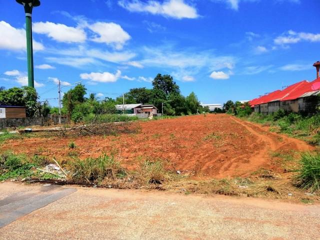 ขาย ที่ดินเปล่า 5 ไร่ อ.เมืองนครราชสีมา ใกล้ถนนนครราชสีมา-โชคชัย สร้างหมู่บ้านได้ ทำเลดี