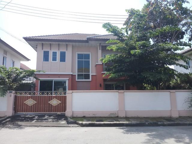 ขาย บ้านเดี่ยว 2 ชั้น ม.พฤกษา วิลเลจ 11 ท่าอิฐ นนทบุรี