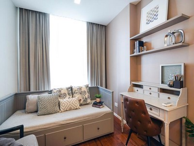 For rent  Hyde Sukhumvit 11 (ไฮด์ สุขุมวิท 11)   Type: 1 + 1 Bedroom; Fully Furnished