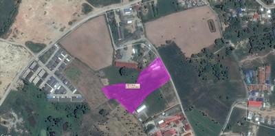 ขายที่ดิน 9 ไร่ 1 งาน 27 ตรว. บางละมุง ชลบุรี ที่ดิน สวยไม่ต้องถมอยู่ใกล้แหล่งชุมชนนิคมอุตสาหกรรม