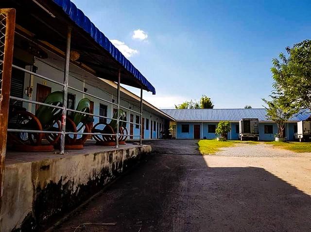 ขายหอพักชั้นเดียว ขนาด 20 ห้อง พร้อมที่ดิน และบ่อเลี้ยงปลา อ.เมือง จ.ขอนแก่น (ขายพร้อมผู้เช่า)