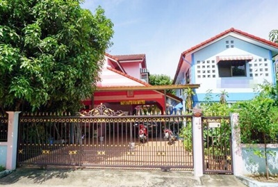 บ้านเดี่ยว ม.นครินทร์การ์เด้น แขวงคลองสามประเวศ เขตลาดกระบัง กรุงเทพ 120 ตรว