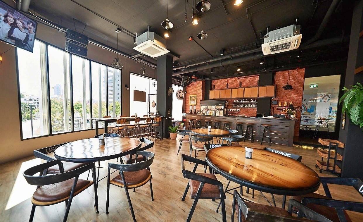เซ้ง‼️ ร้านอาหาร-นั่งชิล ใจกลางศรีราชา แหล่งที่อยู่อาศัยชาวญี่ปุ่น @ห้าง ATARA MALL ชลบุรี