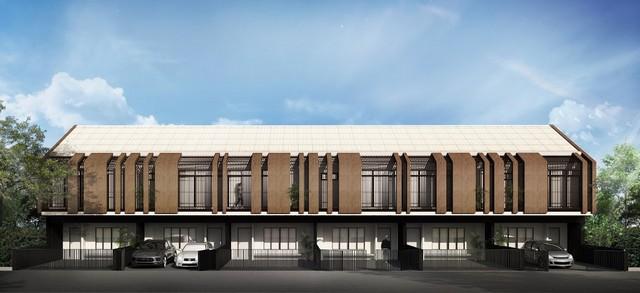 ขายทาวน์โฮม 2 ชั้น พื้นที่เท่าบ้านเดี่ยว ทำเลเมือง จ.สระบุรี เริ่มต้น 1.69 ล้านบาท