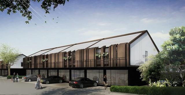 ขายอาคารพาณิชย์ 2 ชั้น โครงการจรูญรัตน์ วัน หลังโรงพยาบาลเกษมราษฎร์ อ.เมือง จ.สระบุรี