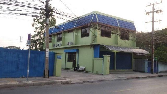 รหัสC1914  ให้เช่าอาคารพาณิชย์ 2ชั้น 2 คูหา ถนนเจริญราษฏร์ เหมาะกับหลายธุรกิจ
