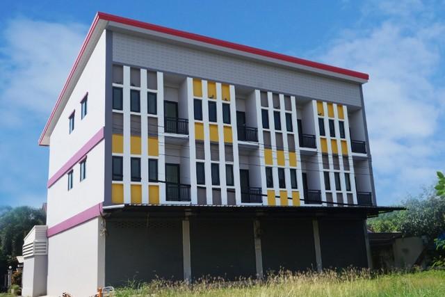 ขายอาคารพาณิชย์ 3 ชั้น ทำเลเมือง ถนนเทศบาล 2 (ซอยเสือขบ) ใกล้ส่วนราชการ จ.สระบุรี