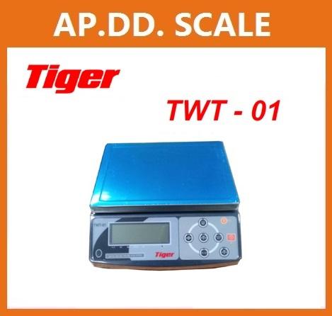 เครื่องชั่ง 15kg-30kg Tiger รุ่น TWT-01 ราคาถูก