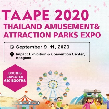 Thailand (Bangkok) Amusement and Attraction Park expo