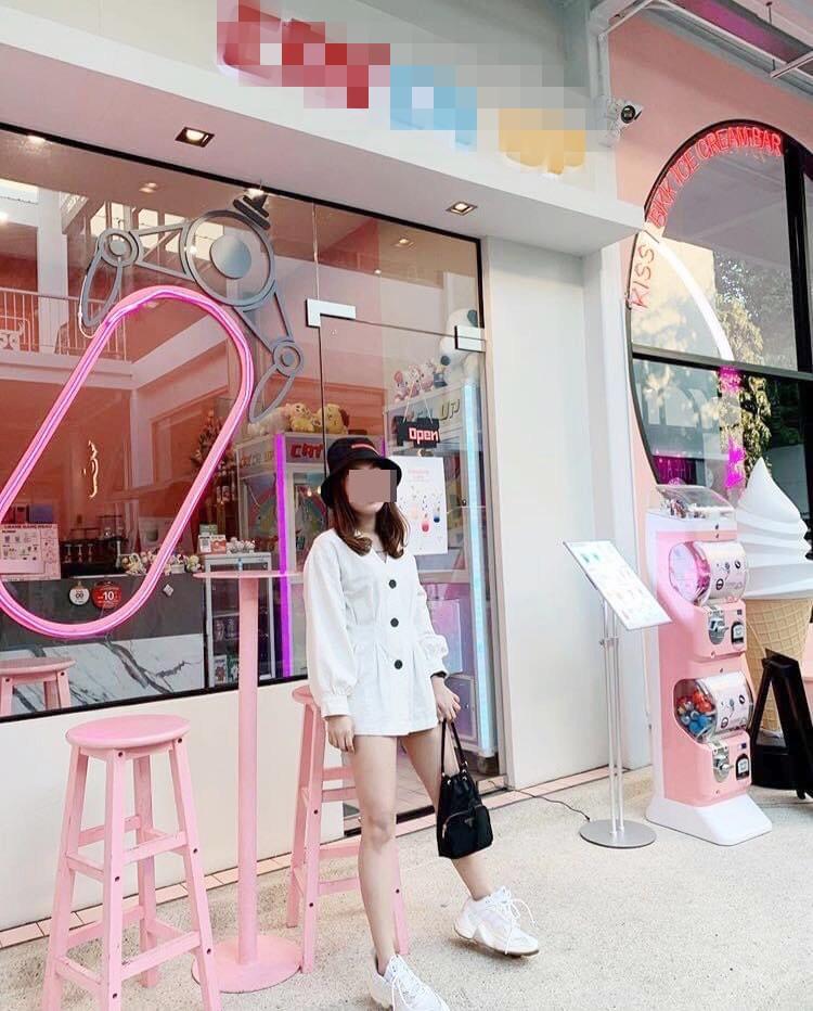เซ้ง!! ร้านคาเฟ่สีชมพู สไตล์เกาหลี_ญี่ปุ่น @ในโครงการ Gumps ซอยอารีย์4 (ฝั่งเหนือ)
