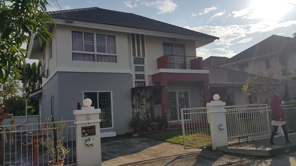 ขาย บ้านเดียว กาญจน์นกวิลล์ 8 (แม่โจ้) 37,128 บาท ต่อ ตร.ม. บรรยากาศเยี่ยม ปลอดภัย