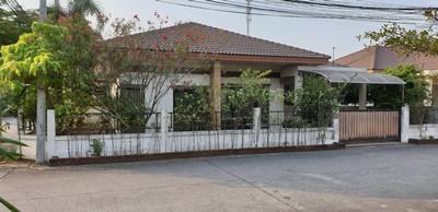 ขายบ้านเดี่ยวชั้นเดียว 63.9 ตรว.หมู่บ้านแปซิฟิค ซิตี้โฮม หนองมน บางแสนชลบุรี บ้านสภาพดีสวยพร้อมอยู่