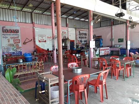 เซ้งร้านอาหาร ทั้งร้าน สิ่งปลูกสร้าง พร้อมอุปกรณ์การขาย ครบชุดทำเลดี ราคาไม่แพง