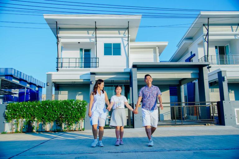 โครงการ Life 1  บ้านเดี่ยวระยอง  บ้านเดี่ยวโมเดิร์นสไตล์รีสอร์ท