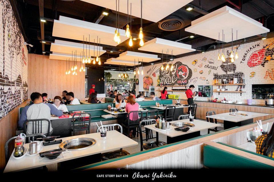 เซ้ง‼️ ร้านปิ้งย่าง-ซูซิ ในห้างRobinson lifestyle Chonburi @อมตะนคร จ.ชลบุรี