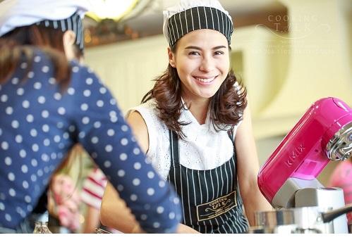 คอร์สเบเกอรี่ เรียนทำเบเกอรี่ สอนทำเค้ก สไตล์ญี่ปุ่นแท้ๆ