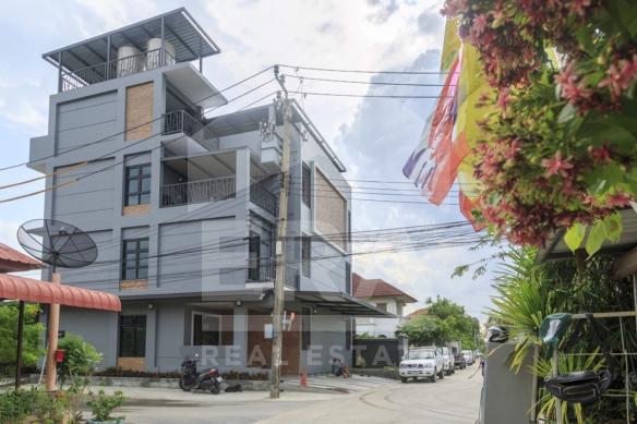 อพาร์ทเม้นท์ 3 ชั้น ปภาวินเพลส 57.7 ตร.ว.  เขตลาดกระบัง กรุงเทพฯ ราคา 12,000,000 บาท