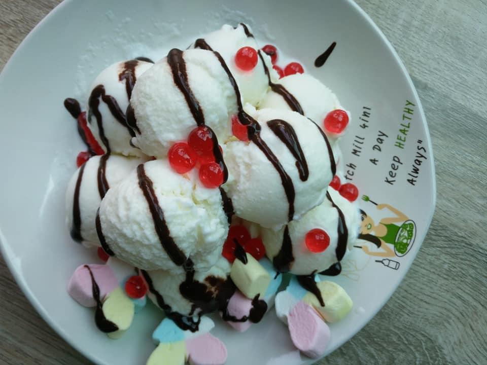 ขายส่งไอศกรีมโฮมเมด รสนมสด Dairy Ice ขายง่าย กำไรดี