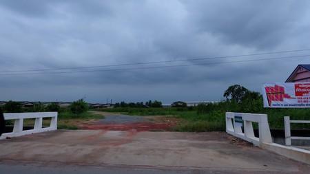 ขายที่ดิน 40ไร่ ห่างจากถนนเอกชัย 1 กิโลเมตร เข้าออกได้ 2ทาง บางน้ำจืด