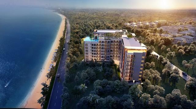 ขายคอนโด พัทยา พร้อมค่าเช่า สวยหรู บริหารโดยเชนโรงแรมระดับโลก