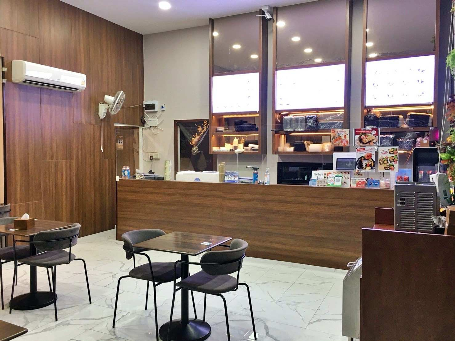 เซ้ง‼️ ร้านอาหารญี่ปุ่น พร้อมแบรนด์ ลาดพร้าวโชคชัย4 @อยู่ระหว่างซอย52/1 กับ 54