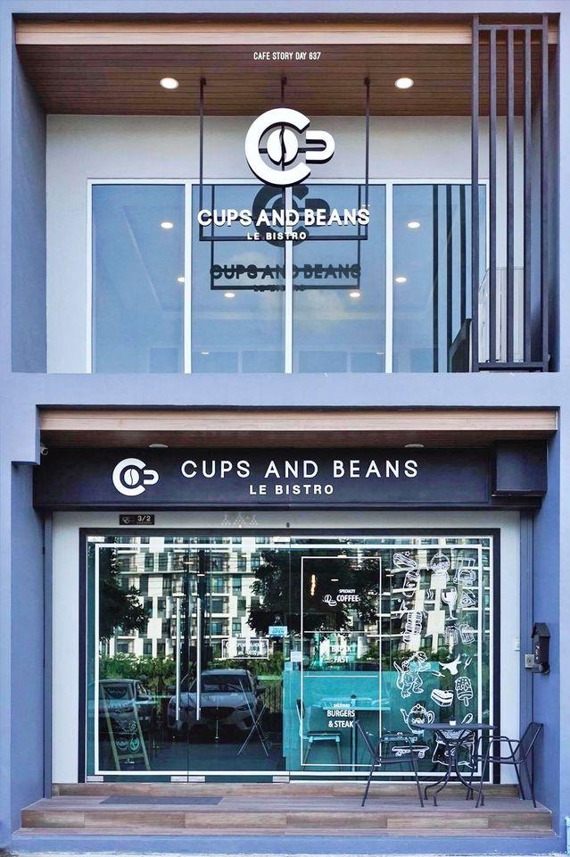 เซ้ง‼️ ร้านกาแฟ-ร้านอาหาร ต้นซอยเสรีไทย43 ทางเข้าสำนักงานเขตบึงกุ่ม @โครงการ emblazon