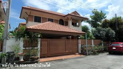 ขาย บ้านเดี่ยว ซอยบ้านสวน-เศรษฐกิจ 34 ถนนชลบุรี-บ้านบึง แกรนด์ชล วิลเลจ ทางหลวง 344 หนองรี
