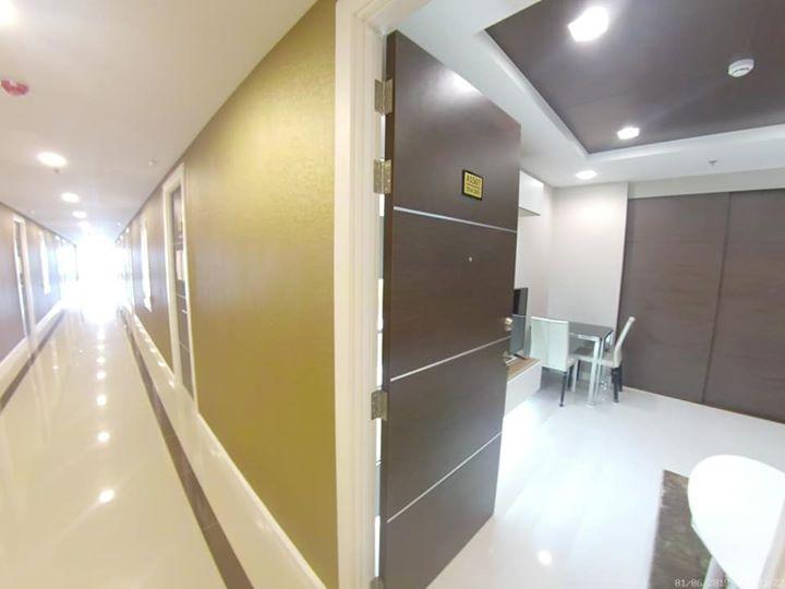 ให้เช่า The Metropolis Samrong 1 ห้องนอน 1 ห้องน้ำ ขนาด 35 ตรม. เฟอร์นิเจอร์ครบ