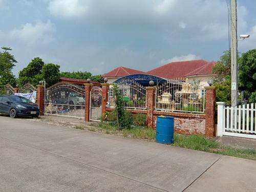บ้านพร้อมที่ดินขนาด 2 งาน ใกล้มหาลัยราชภัฏกำแพงเพชร