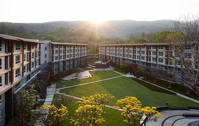 ขายคอนโด D Condo Campus Resort Chiangmai  30 ตรม ห้องสตูดิโอ 1 ห้องนอน 1 ห้องน้ำ