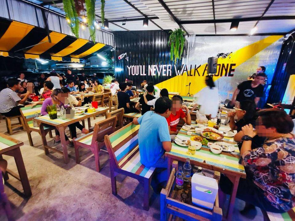 เซ้ง‼️ ร้านอาหาร-เหล้า บนถนนรามอินทรา @ซอยรามอินทรา 109 ซอยพระยาสุเรนทร์20